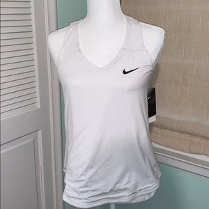 Nike Dry-fit Tennis Pure Tank NWT